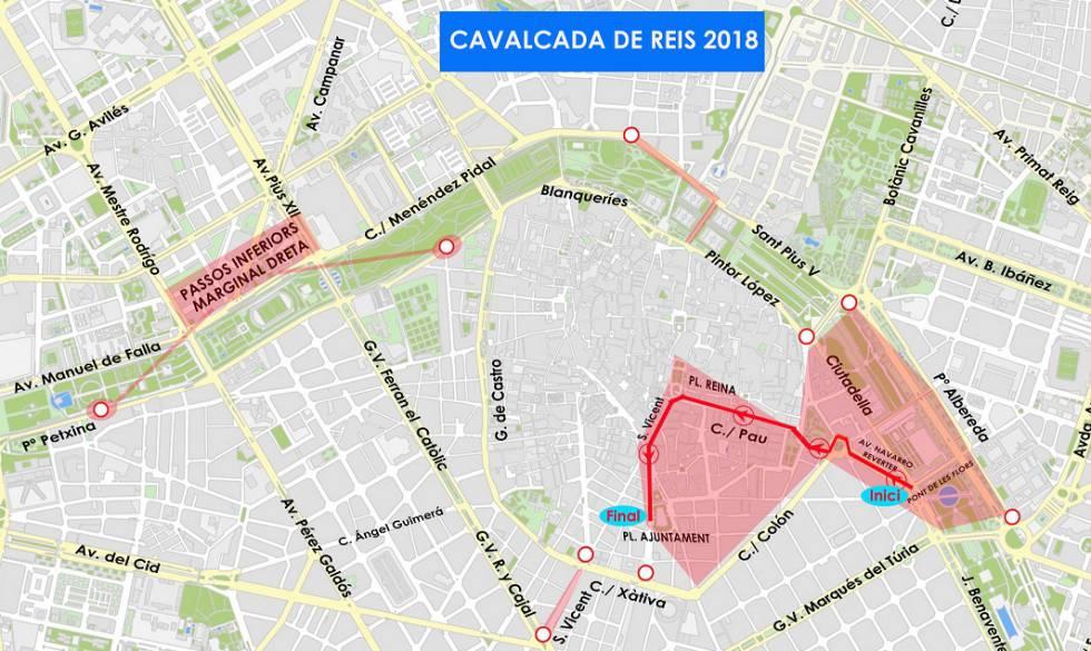 Rusa plaza eliptica en Valencia-7463