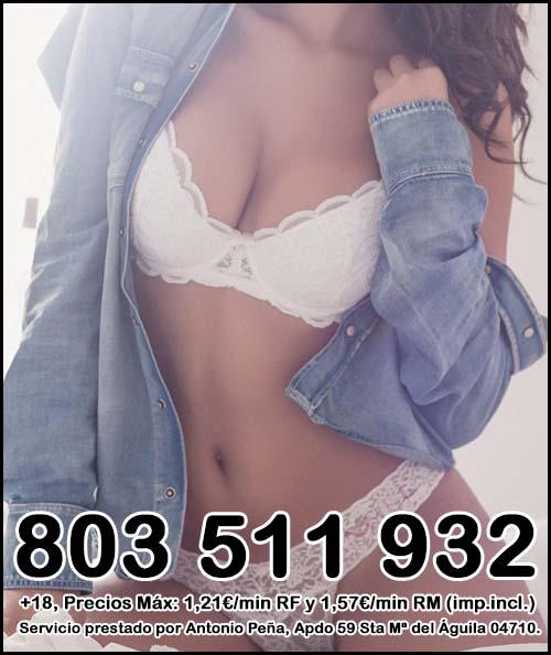 Sexo telefónico con chica española particular-6492