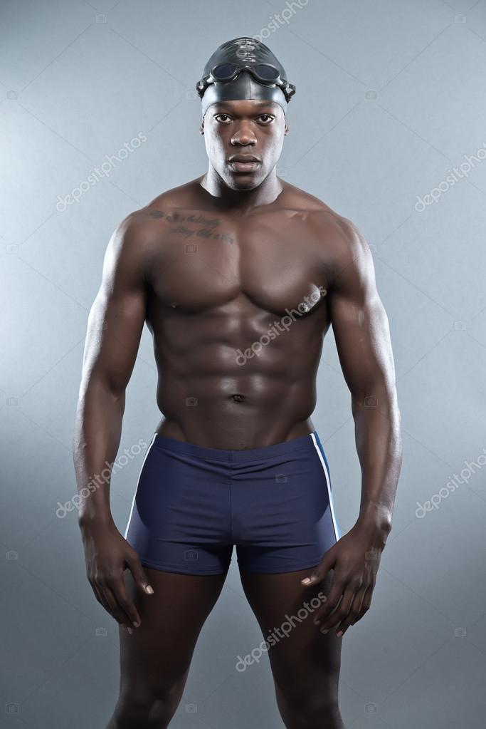 Negro musculoso negro musculoso-920