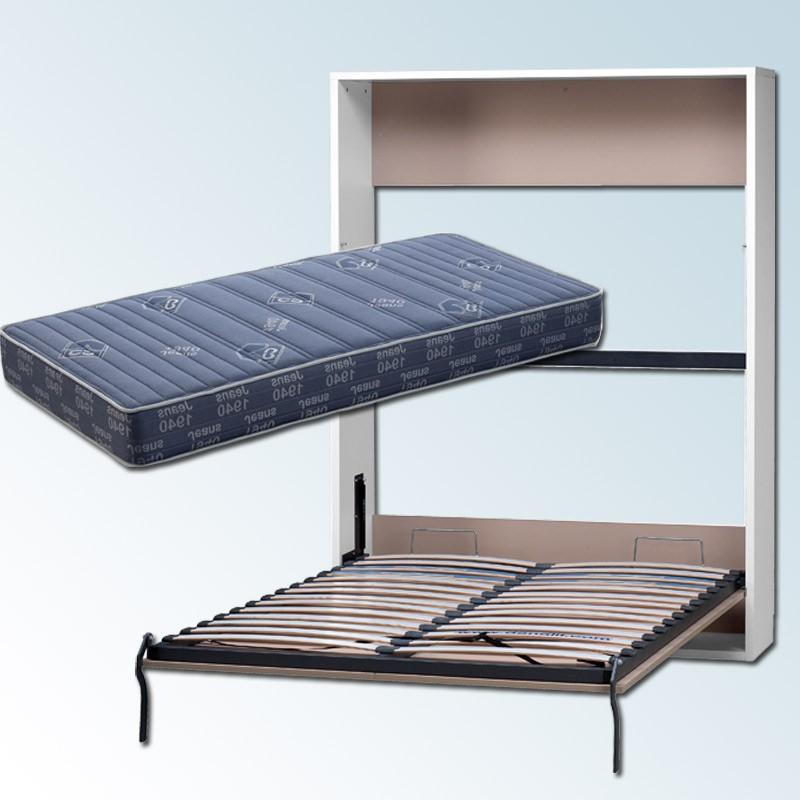 Cama grande colchón viscoelastico-622
