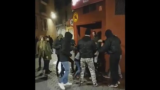Amistad joven rusa en Murcia-6637